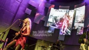 Madrid acogió el fantástico fin de gira de Ana Popovic