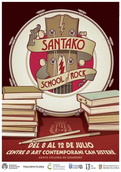 santako-school-rock