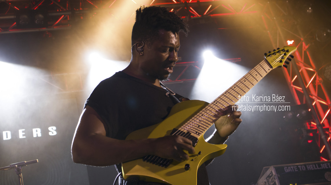 Animals as leaders celebran sus 10 años de perfección en Barcelona