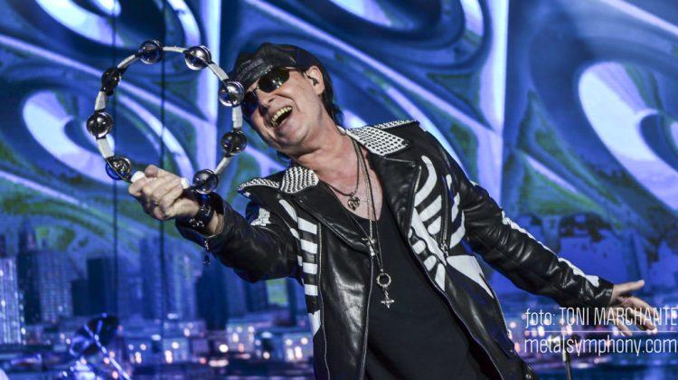 Scorpions siguen con veneno para el primer día del Rock the Coast'19