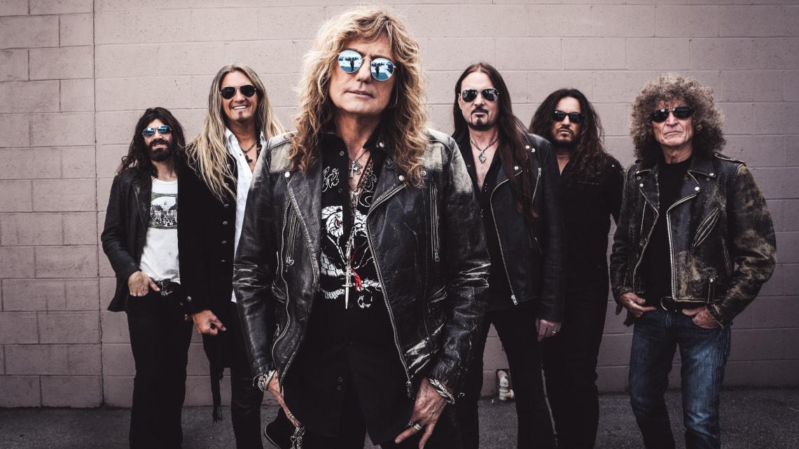 Whitesnake: Flesh & Blood // Frontiers Music