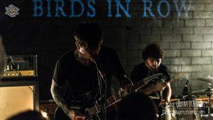Birds In Row Y Tano! Nos Llenan De Emoción Y Energia En Barcelona
