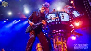 Primeras bandas confirmadas para la primera edición del Metal Paradise Festival
