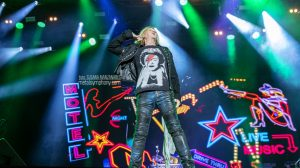 Doble ración de Def Leppard en directo: London to Vegas