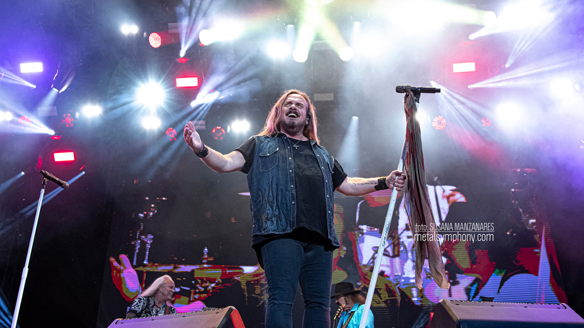 Tras aplazarse el Rock Fest BCN'20, Lynyrd Skynyrd no tocarán en Madrid este año