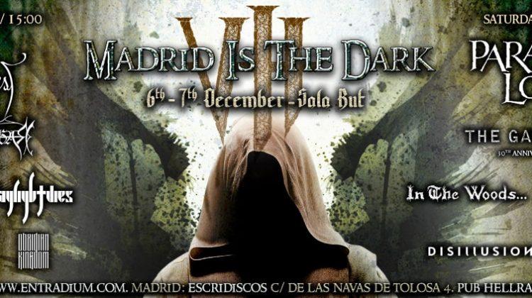 Detalles del próximo Madrid is the Dark