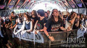 Rock Fest BCN'19 vuelve a triunfar apostando por los clásicos... Primeras impresiones