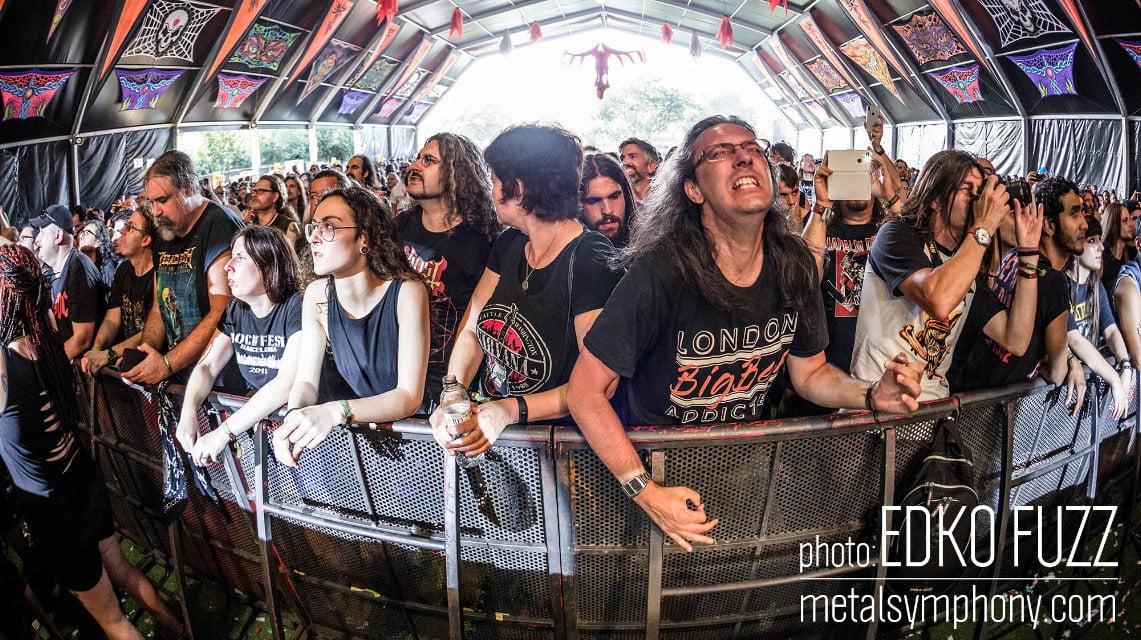 Rock Fest BCN'19 vuelve a triunfar apostando por los clásicos… Primeras impresiones