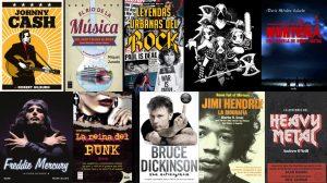 10 Libros del rock para este verano