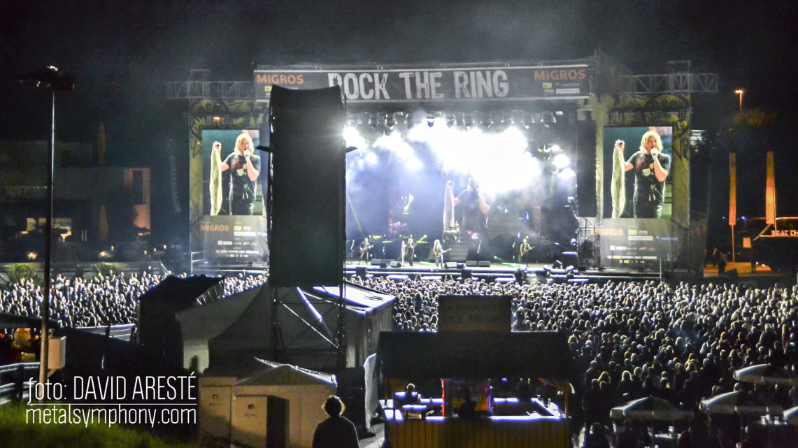 Los ecos del Rock the Ring dominan los Alpes
