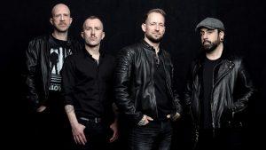 Setlist de la gira europea de Volbeat