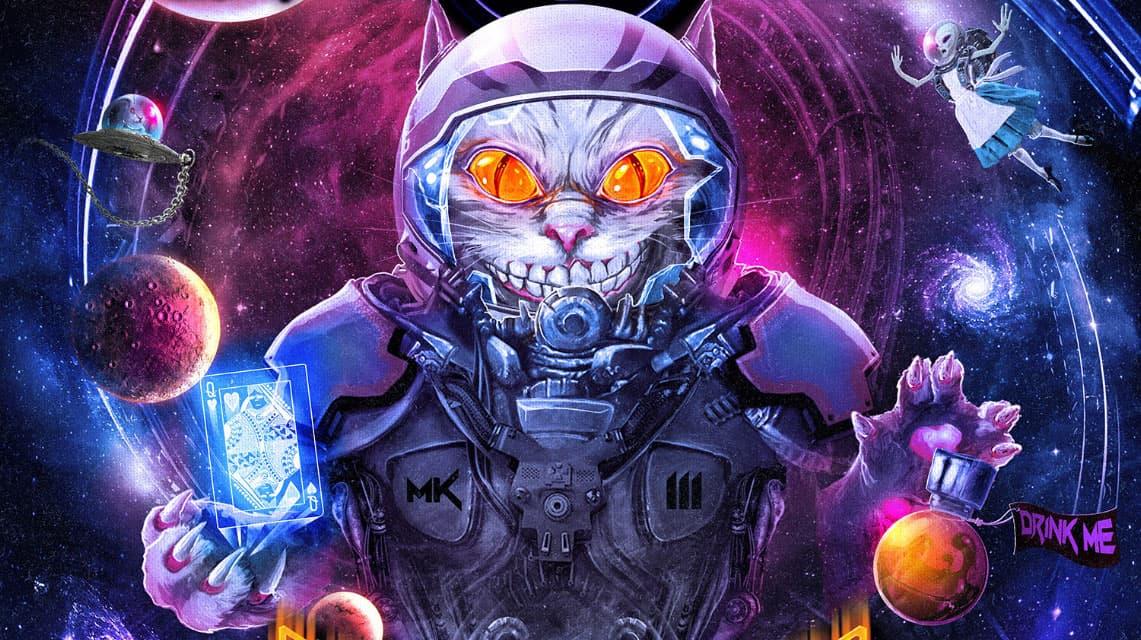 Mind Key: MKIII-Aliens in Wonderland // Frontiers Music