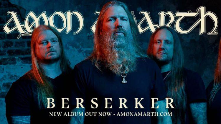 Amon Amarth: Berserker // Metal Blade Records (Sony Music)