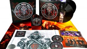 Axel Rudi Pell: XXX anniversary Live // SPV Steamhammer