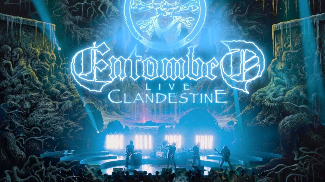 Entombed: Clandestine Live // Threeman Records
