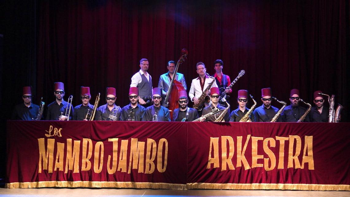 La arkestra de Los Mambo Jambo llega a Madrid