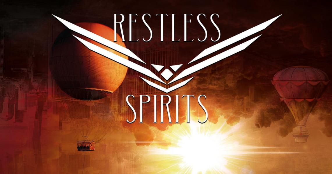 Restless Spirits: Restless Spirits // Frontiers Music