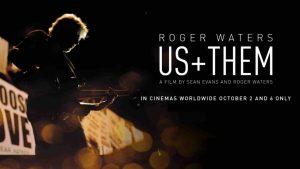 """Us + Them"" de Roger Waters, este otoño en cines"