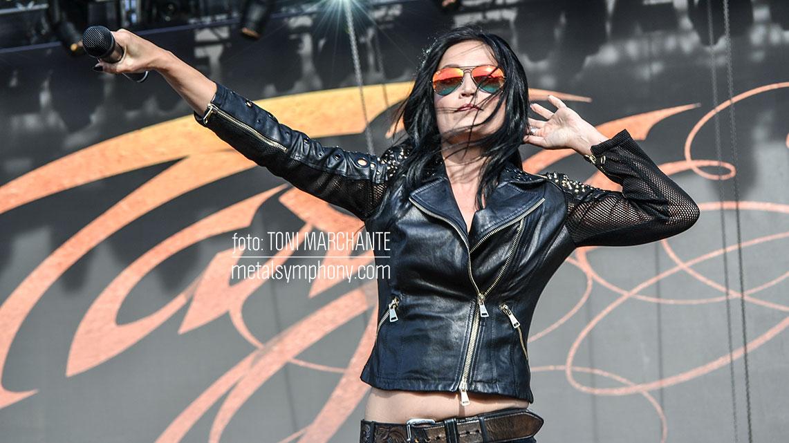 Setlist de la gira europea de Tarja