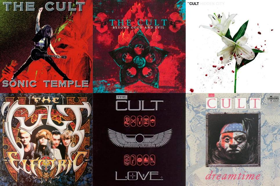 The Cult – El regreso de los clásicos