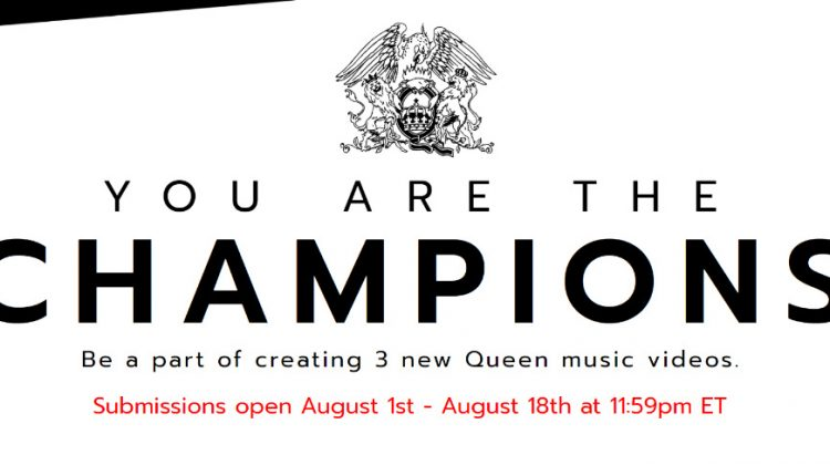 "Queen lanza para sus fans ""You are the champions"", así se participa"