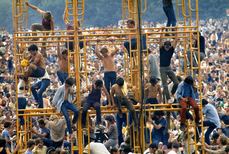 WOODSTOCK_Bethel-New-York-August-1969_©Elliot-Landy_The-Image-Works