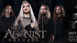 The Agonist: Orphans // Napalm Records