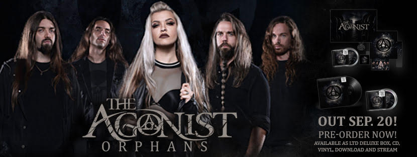 The Agonist; The Gift of Silence – Orphans