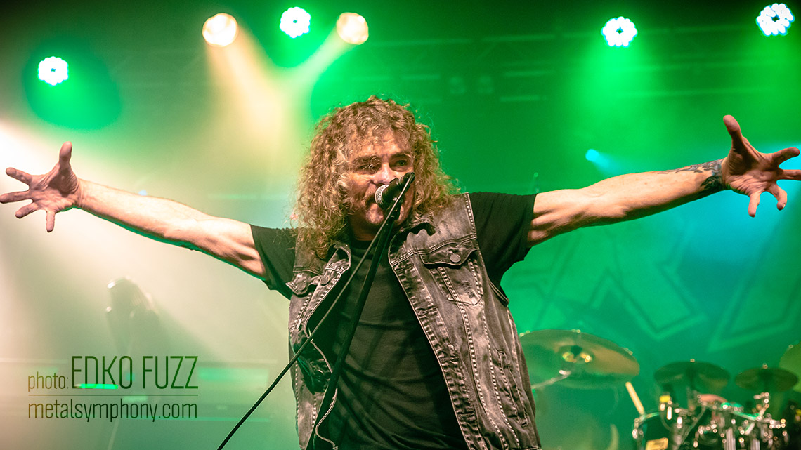 Overkill Arrasa En Barcelona Con Un Histórico Sold Out!