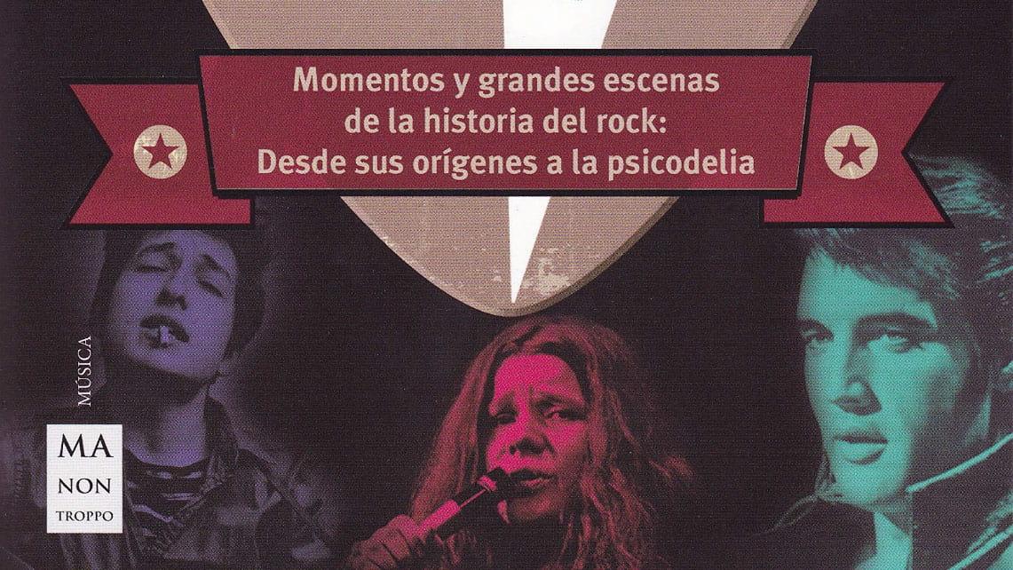 Crónica del Rock Vol.I – Ezio Guaitamacchi // Redbook Ediciones