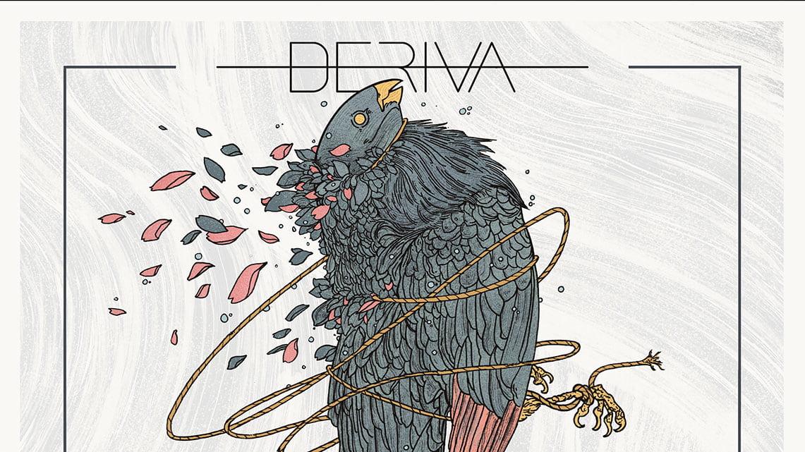 Detalles y vídeo del nuevo EP de Deriva «Haiku I»