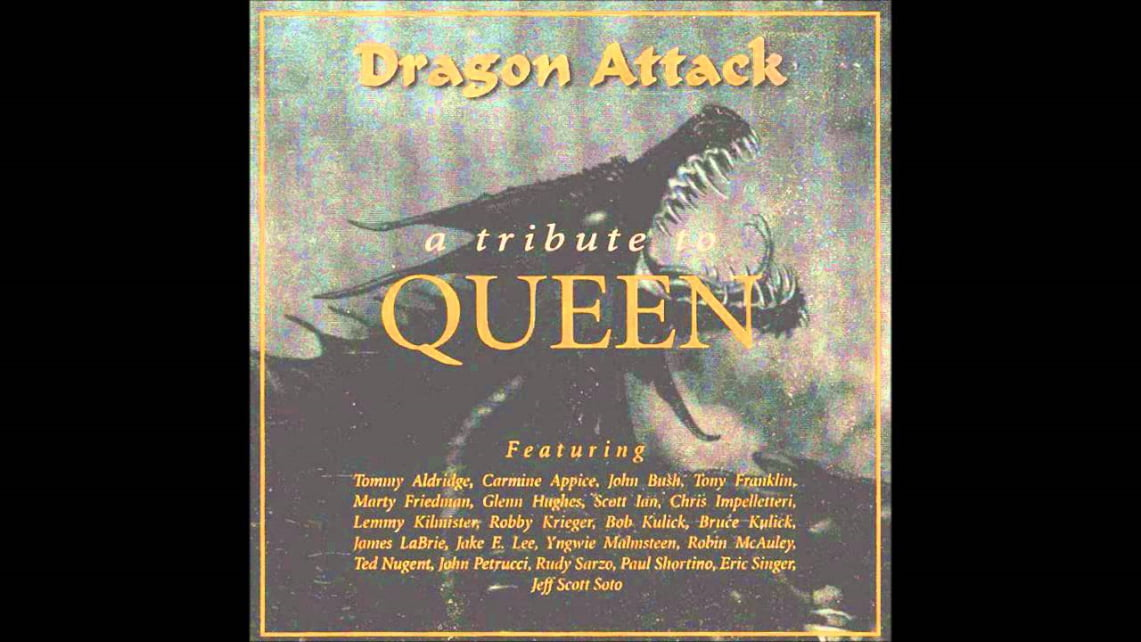 A tribute to QUEEN: Dragon Attack //CNR Music
