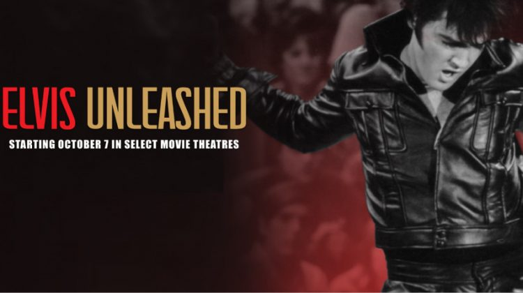 """Elvis unleashed"", en octubre en cines"