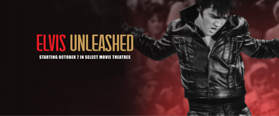 «Elvis unleashed», en octubre en cines