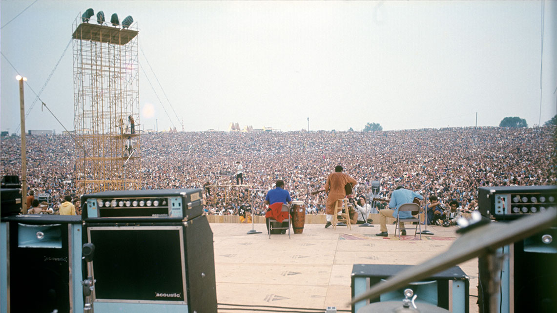 Entrevista a Jamila Ephron, productora de «Woodstock: Three Days that Defined a Generation»