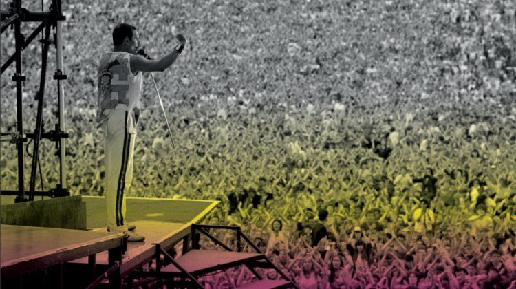 Freddie Mercury- A kind of Magic // Mark Blake - Editorial BLUME