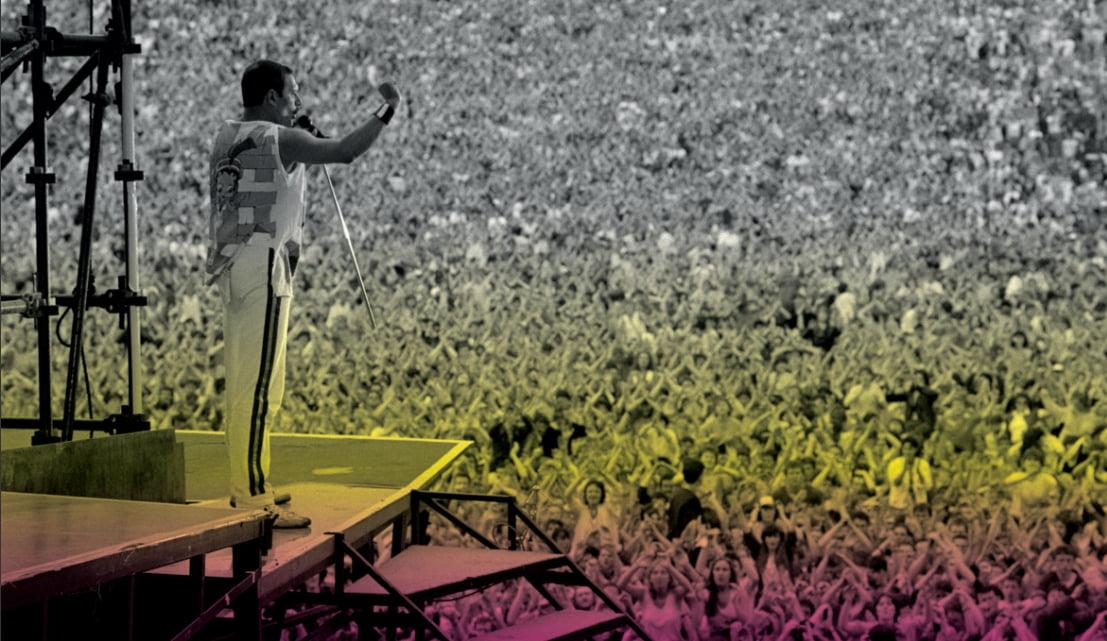 Freddie Mercury- A kind of Magic // Mark Blake – Editorial BLUME