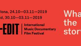 In-Edit Festival - Bcn 2019: Cuando las imágenes valen más que mil palabras...