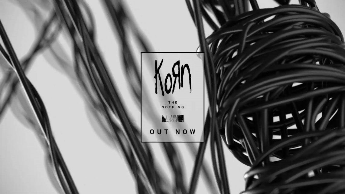 Korn: The Nothing // Roadrunner – Electra Records