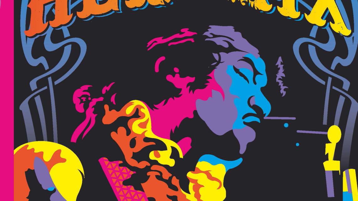 Hendrix – La historia ilustrada // Gillian G. Gaar – Editorial Blume