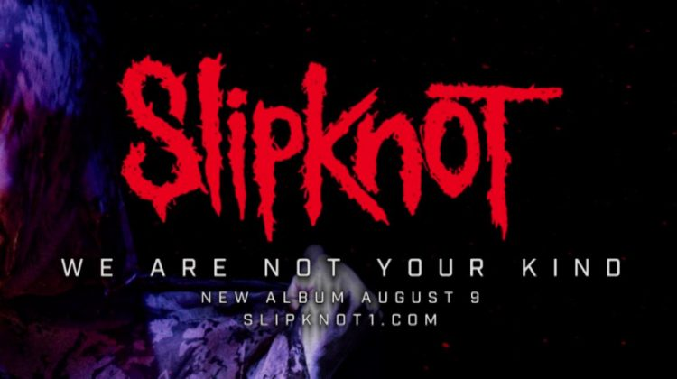 Slipknot: We Are Not Your Kind // Roadrunner Records