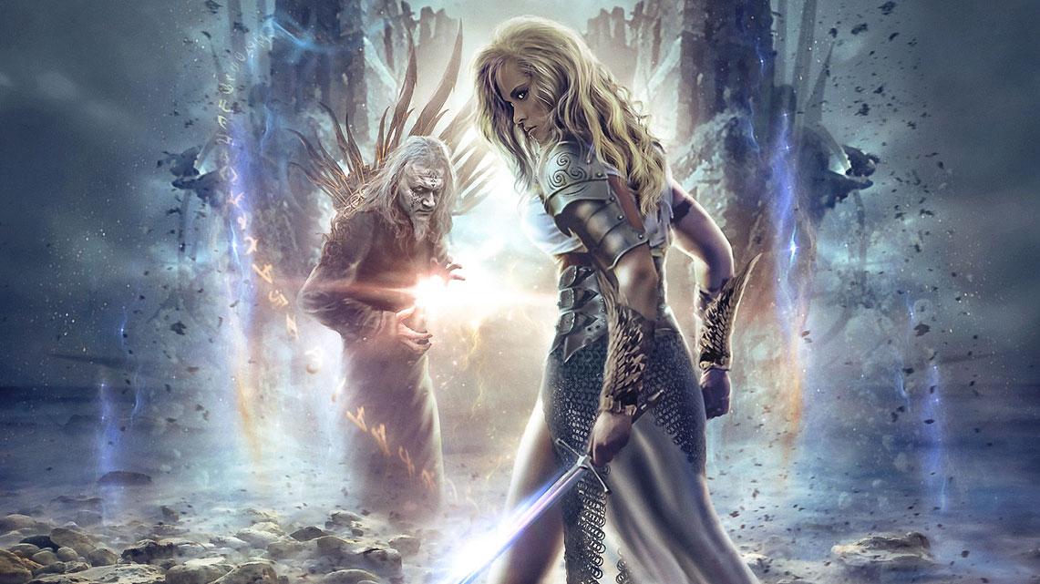 Soleil Moon : Warrior // Frontiers Music