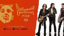 Hollywood Vampires: Rise // earMusic