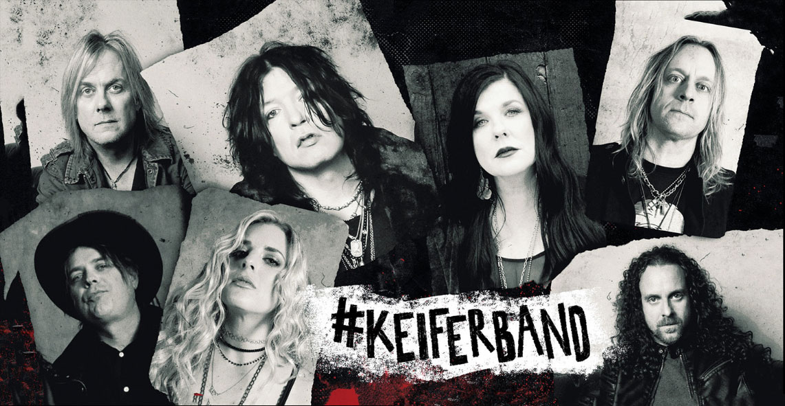 Tom Keifer Band : Rise // Cleopatra
