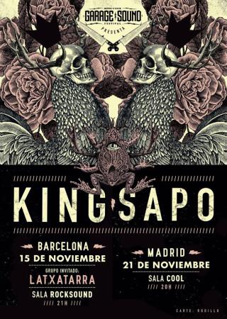 king-sapo-presentaciones