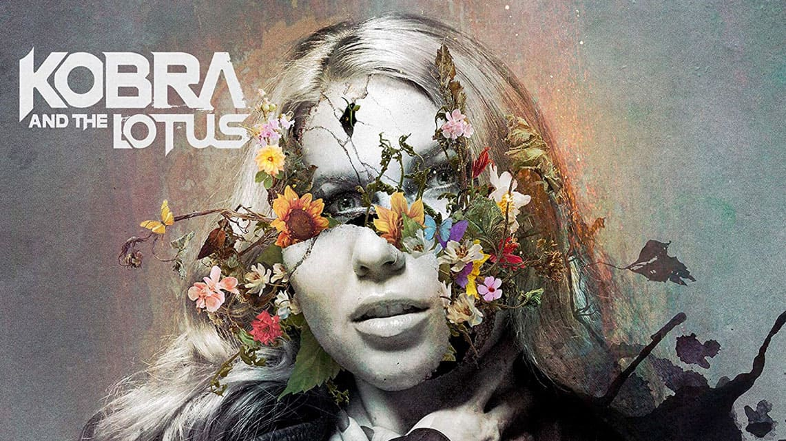 Kobra and The Lotus: Evolution // Napalm Records