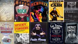 Recomendaciones de libros rockeros para el inicio del curso
