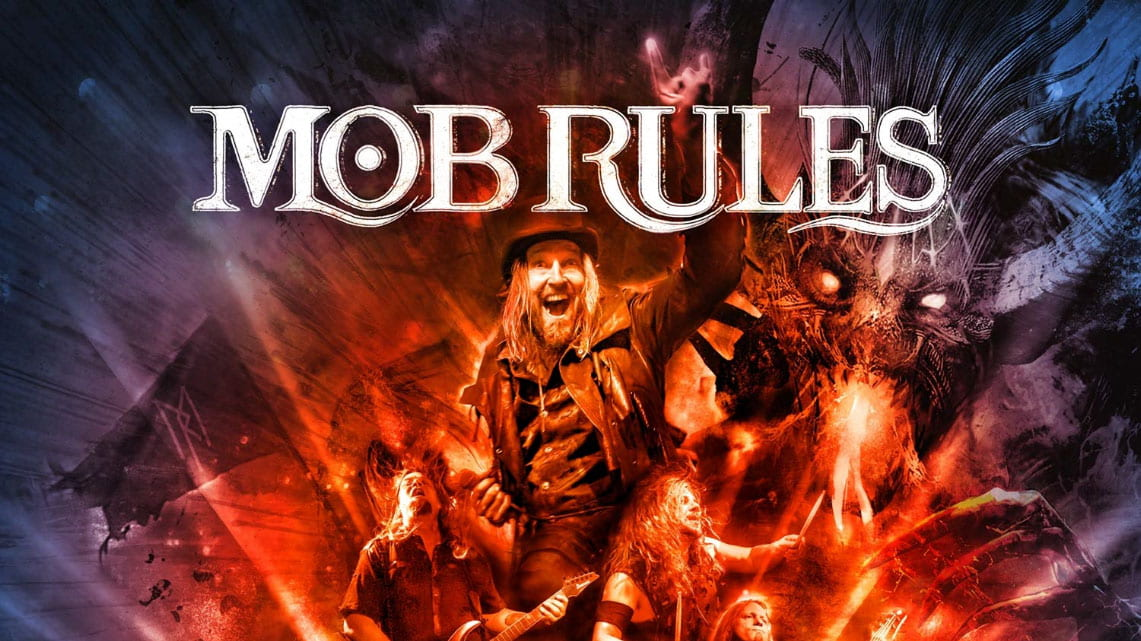 Mob Rules: Beast Over Europe // Steamhammer