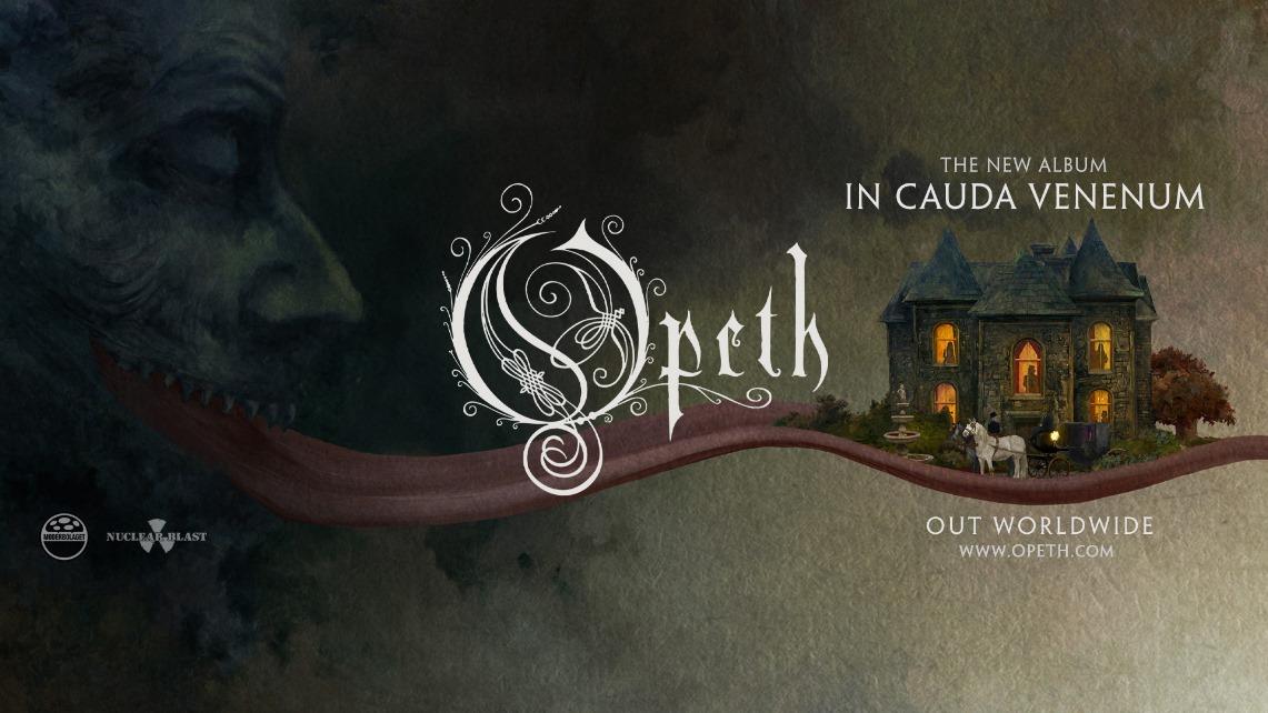 Opeth: In Cauda Venenum // Nuclear Blast