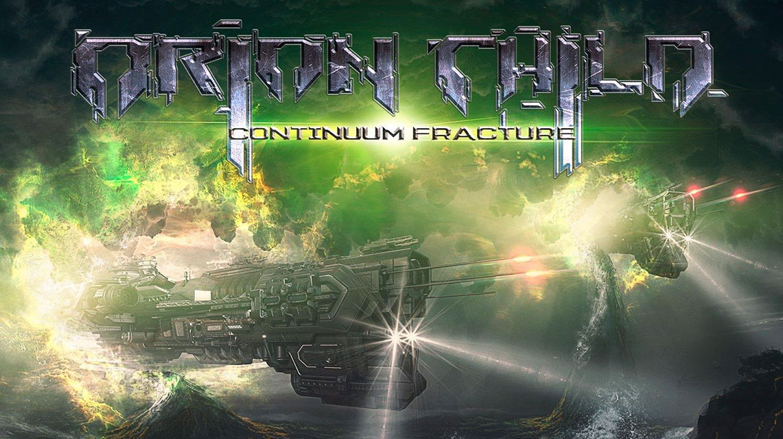 Orion Child: Continuum Fracture // On Fire Records